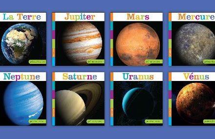 Graines de savoir: Les planètes